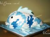 torta carpa koi 2