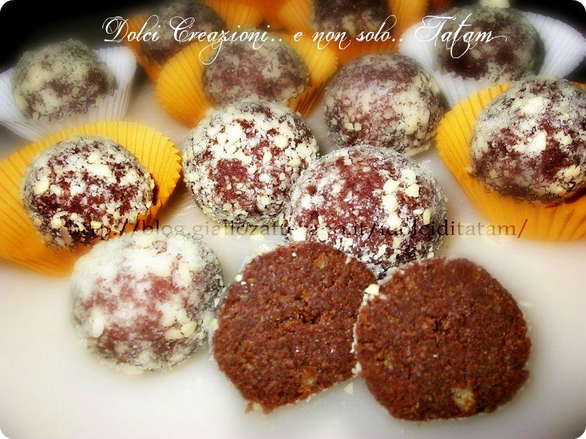 Cake Balls cioccolato e arancia