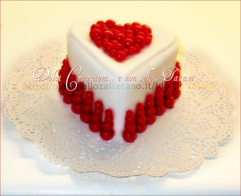 Mini Cake per San Valentino