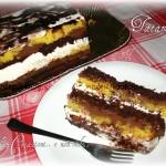 torta mattonella 8 strati