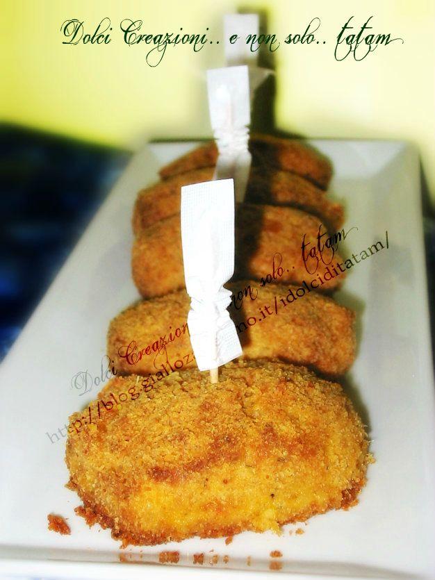 crocchette riso pomodoro