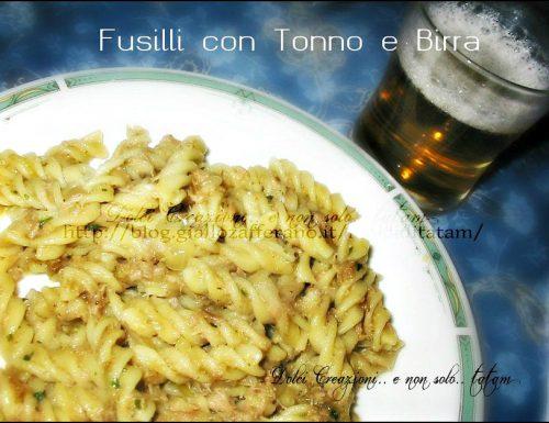 Pasta Tonno e Birra