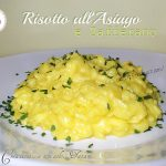 Ecco la ricetta di un primo piatto tanto semplice quanto irresistibile del Risotto al formaggio Asiago e Zafferano: perle di riso avvolte da una gustosa crema di formaggio che esalta il caratteristico sapore dell'asiago
