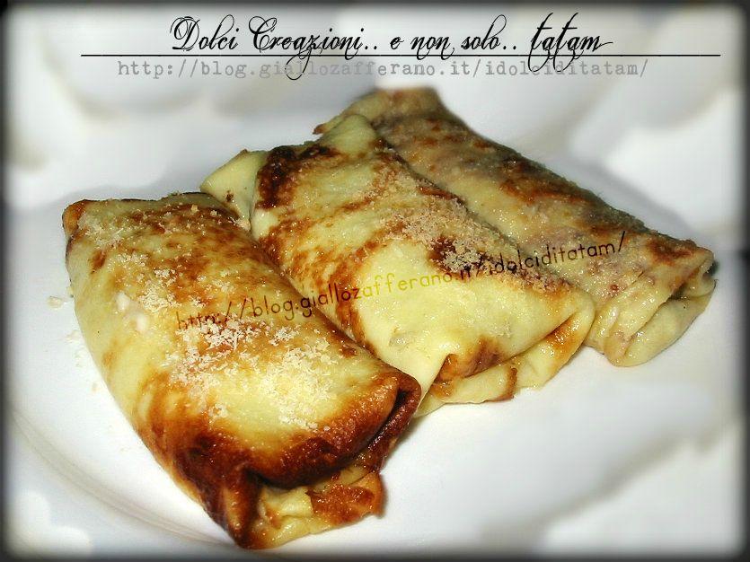 Cannelloni Al Radicchio Recipes — Dishmaps