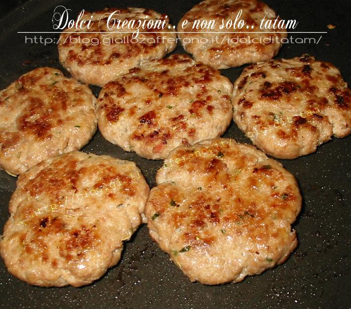 hamburger di carne senza uova | ricetta semplice e veloce | tatam - Come Cucinare Hamburger Di Carne