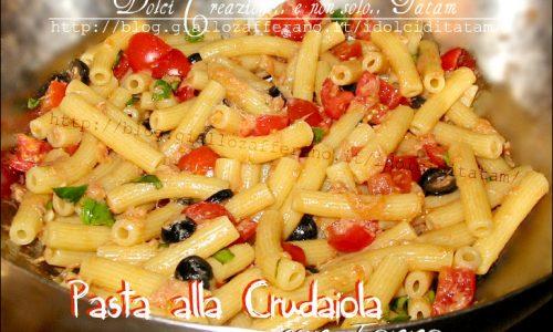 Pasta Fredda alla Crudaiola con Tonno
