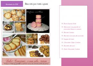 ricettario in pdf copertina