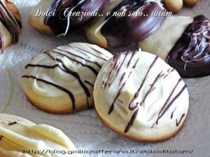 biscotti al latte e cioccolato bianco