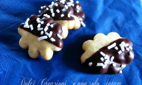 Nuvolette al cioccolato