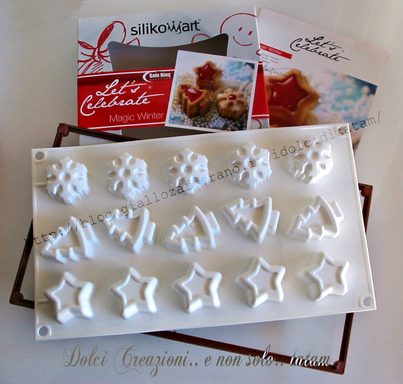 silikomart let's celebrate