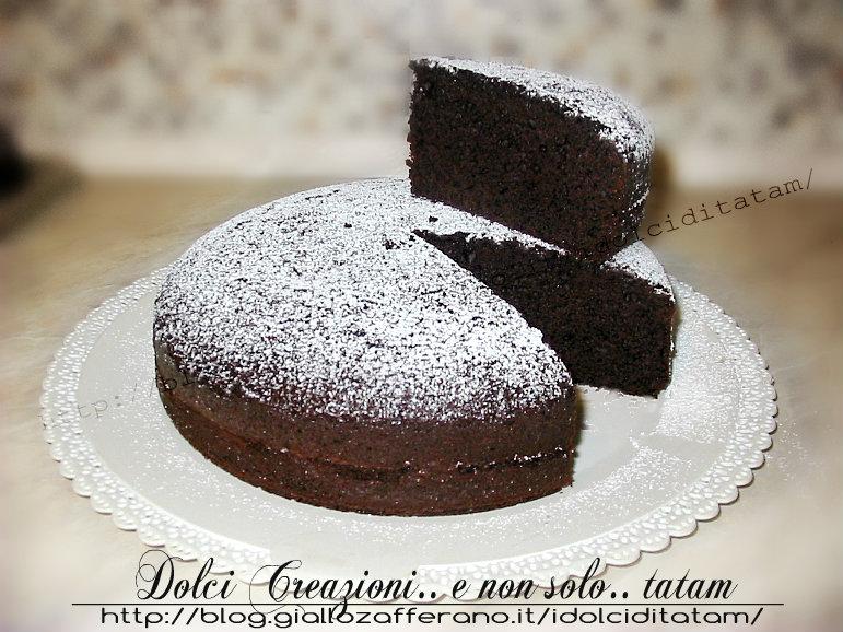 Torta al Cioccolato Perfetta