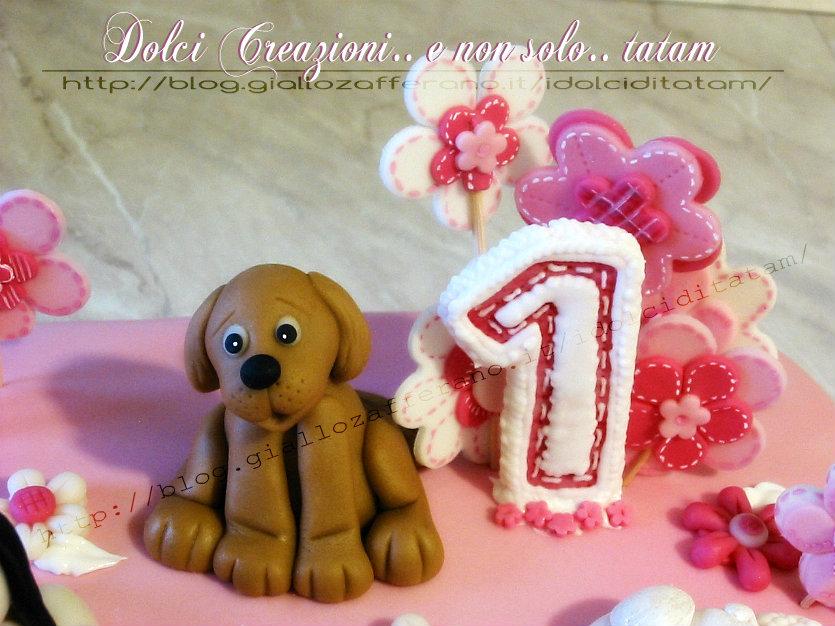 torta baby 1 b-day