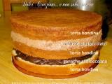 torta biondina strati