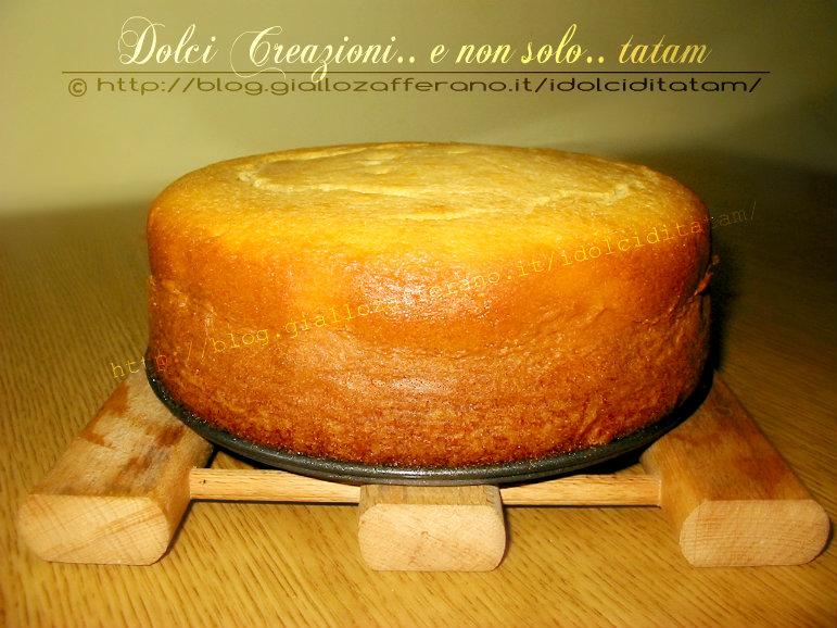 Torta Biondina Base per torta decorata