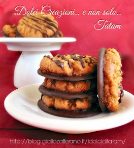 biscotti al burro arachid
