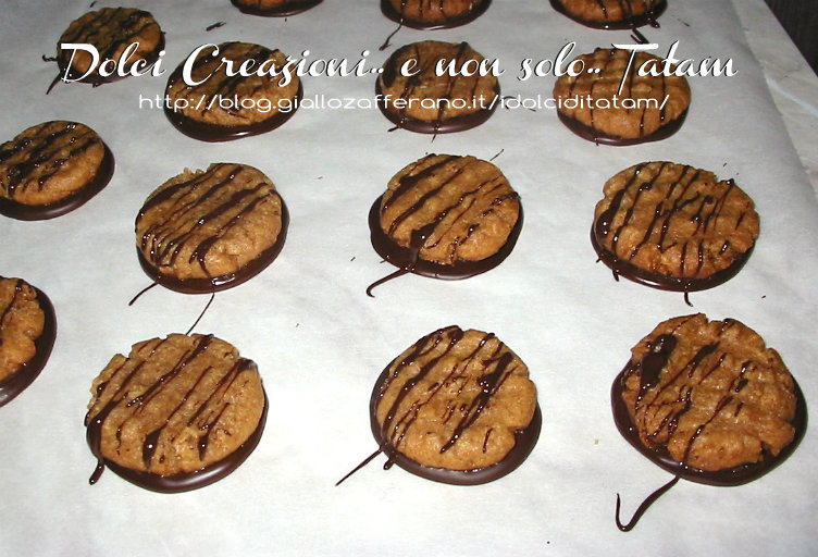 biscotti burro variegati