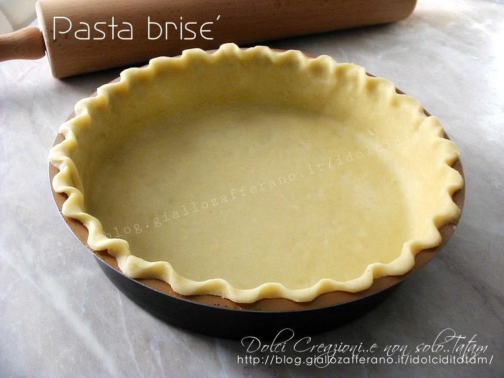 Pasta brise ricette dolci