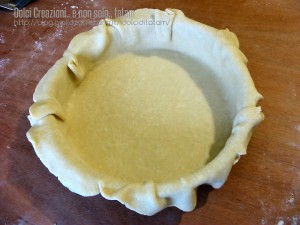 Pasta brise' dolce