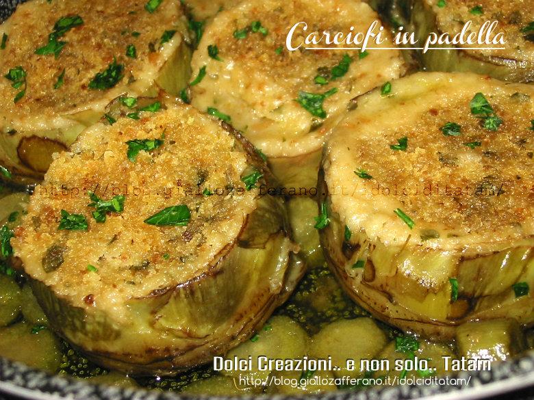 Ricette con carciofi ricette semplici cucinare i carciofi for Carciofi ricette