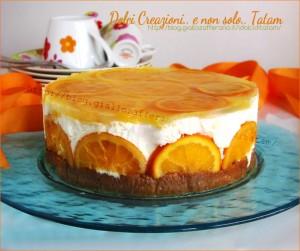 torta arance