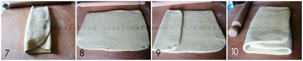 croissant sfogliati 7-10