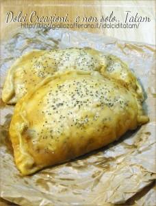 panzerotti alla parmigiana