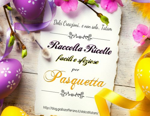 Ricette facili e sfiziose per Pasquetta