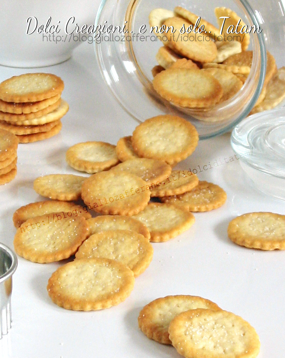 Crackers Ritz homemade