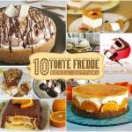 10 Torte fredde senza cottura in forno