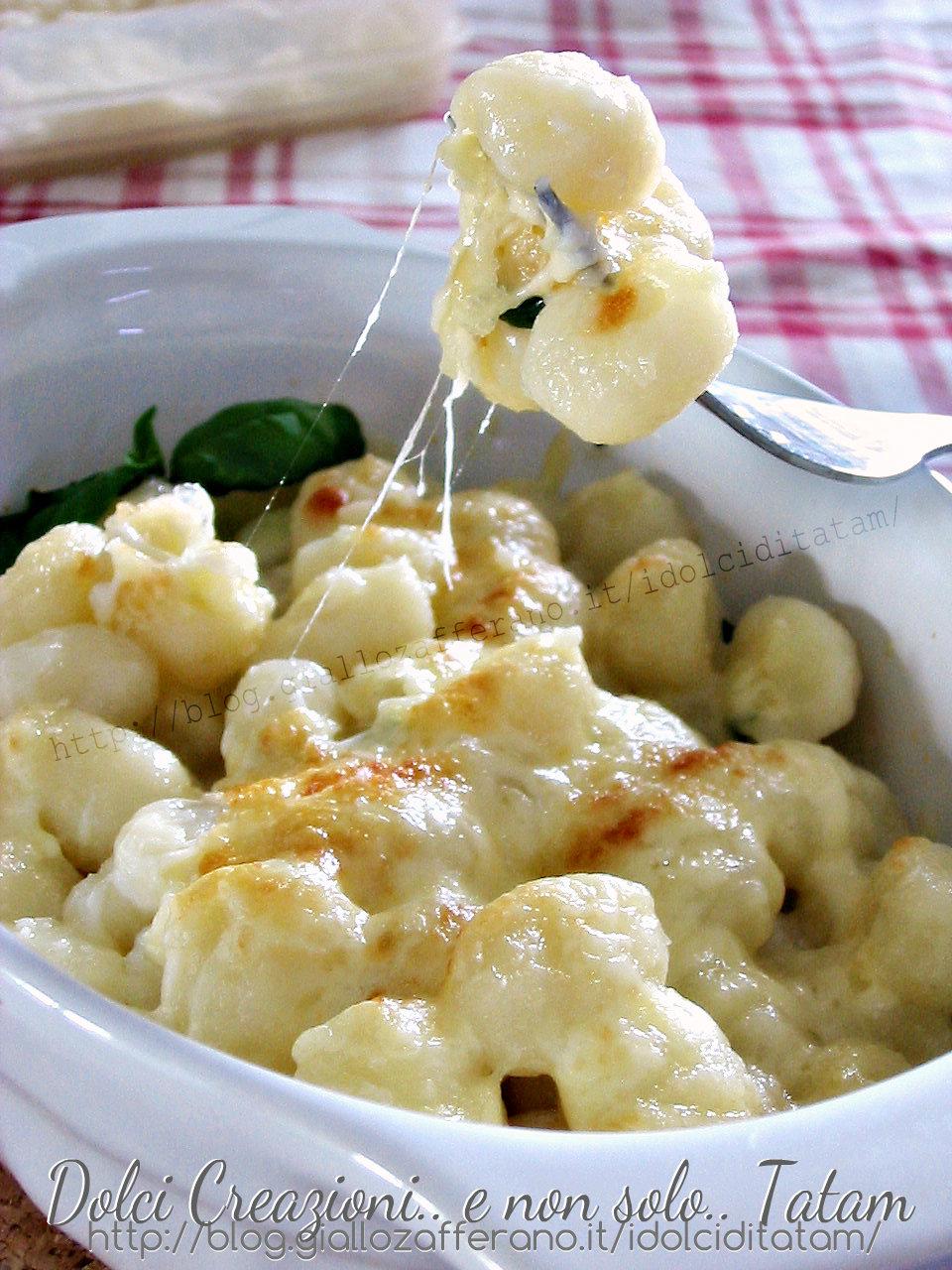 Ricette facili con gnocchi di patate