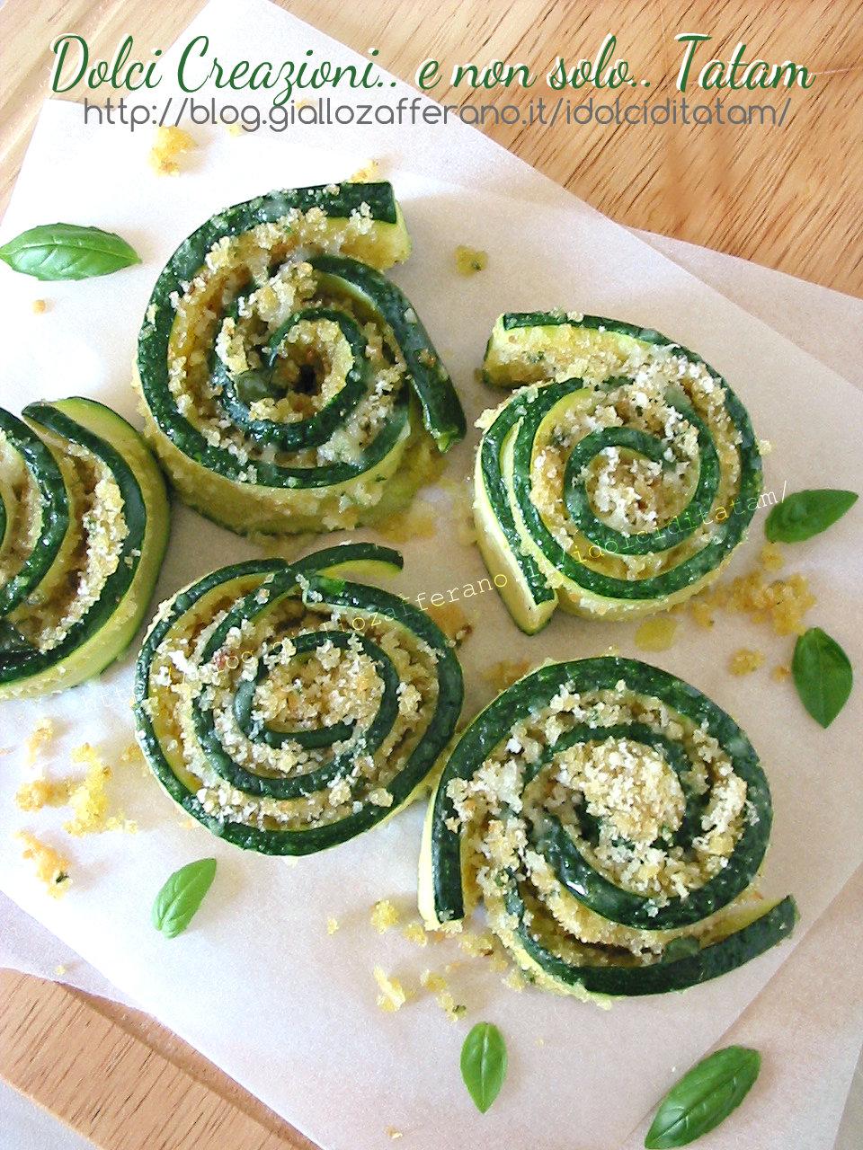 Rosette di zucchine 2