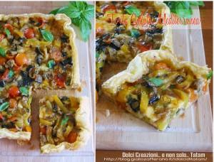 Torta salata mediterranea 3