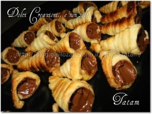 mini coni nutella-1