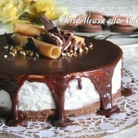 Torta Mousse alla Nutella