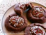 Biscotti farciti alla Nutella 1