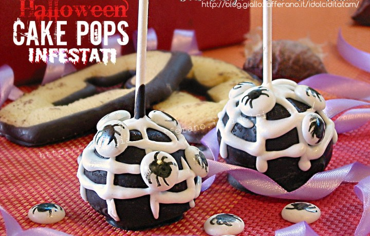 Cake Pops Infestati