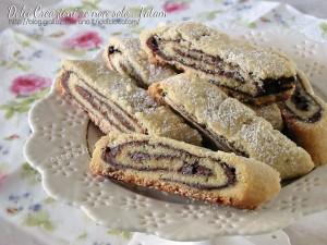 Rotolo di pasta frolla alla Nutella (1)