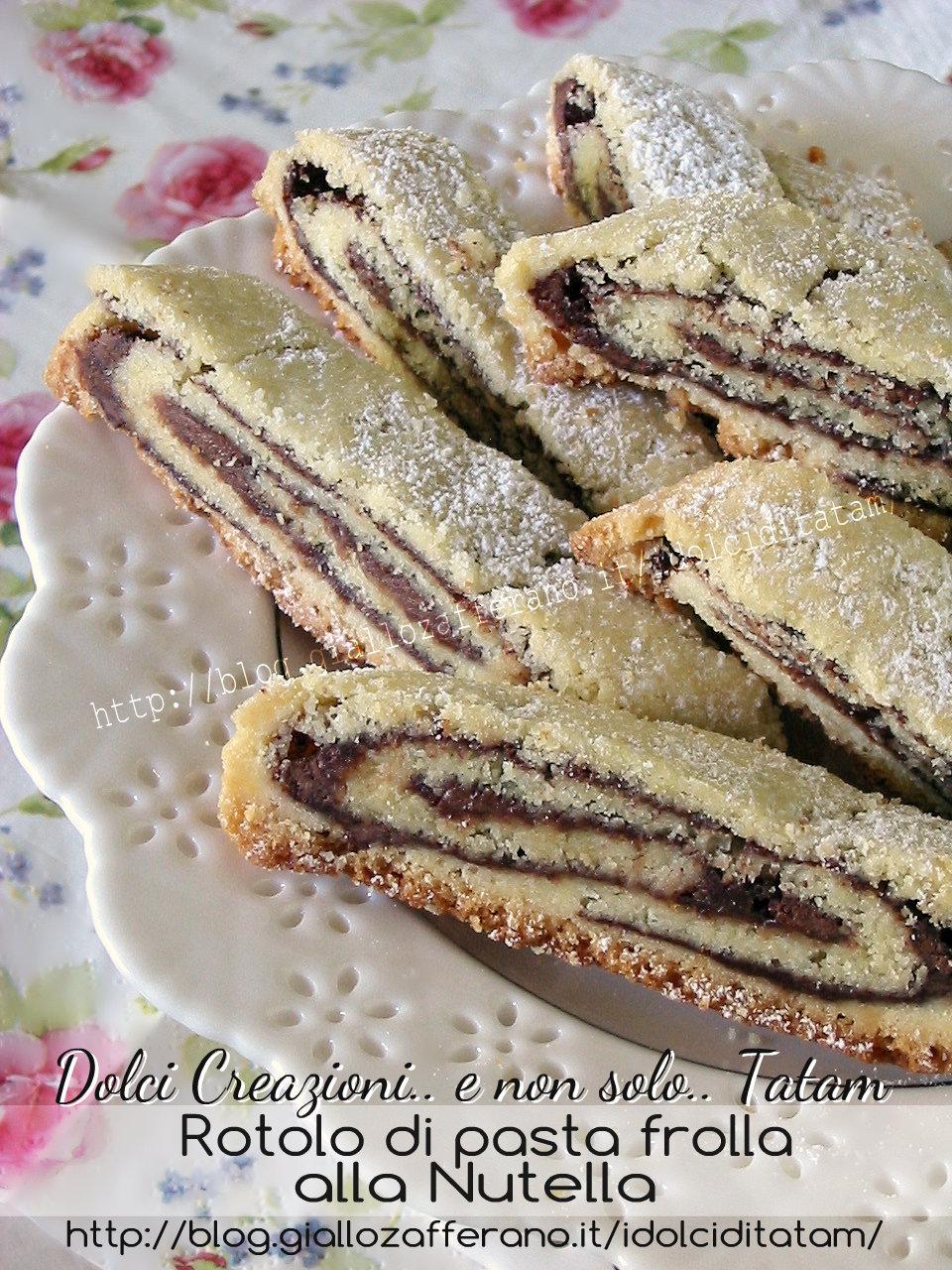 Ricerca ricette con pasta frolla buitoni