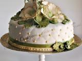 Torta decorata Vintage 1