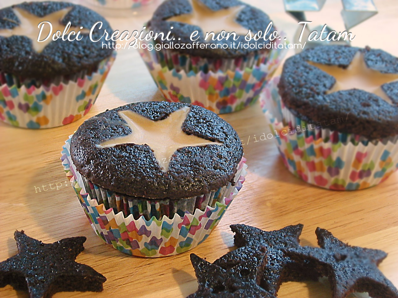 Cupcakes stellari