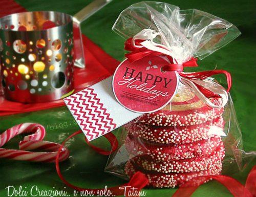 Girandole di Natale – Biscotti da regalare