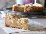 Torta sbriciolata di mele e cannella 1