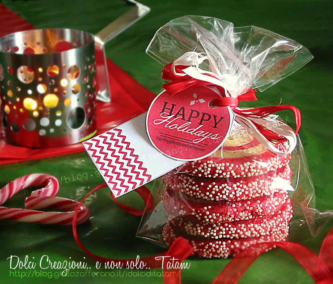 Biscotti Come Regalo Di Natale.Girandole Di Natale Ricetta Biscotti Da Regalare