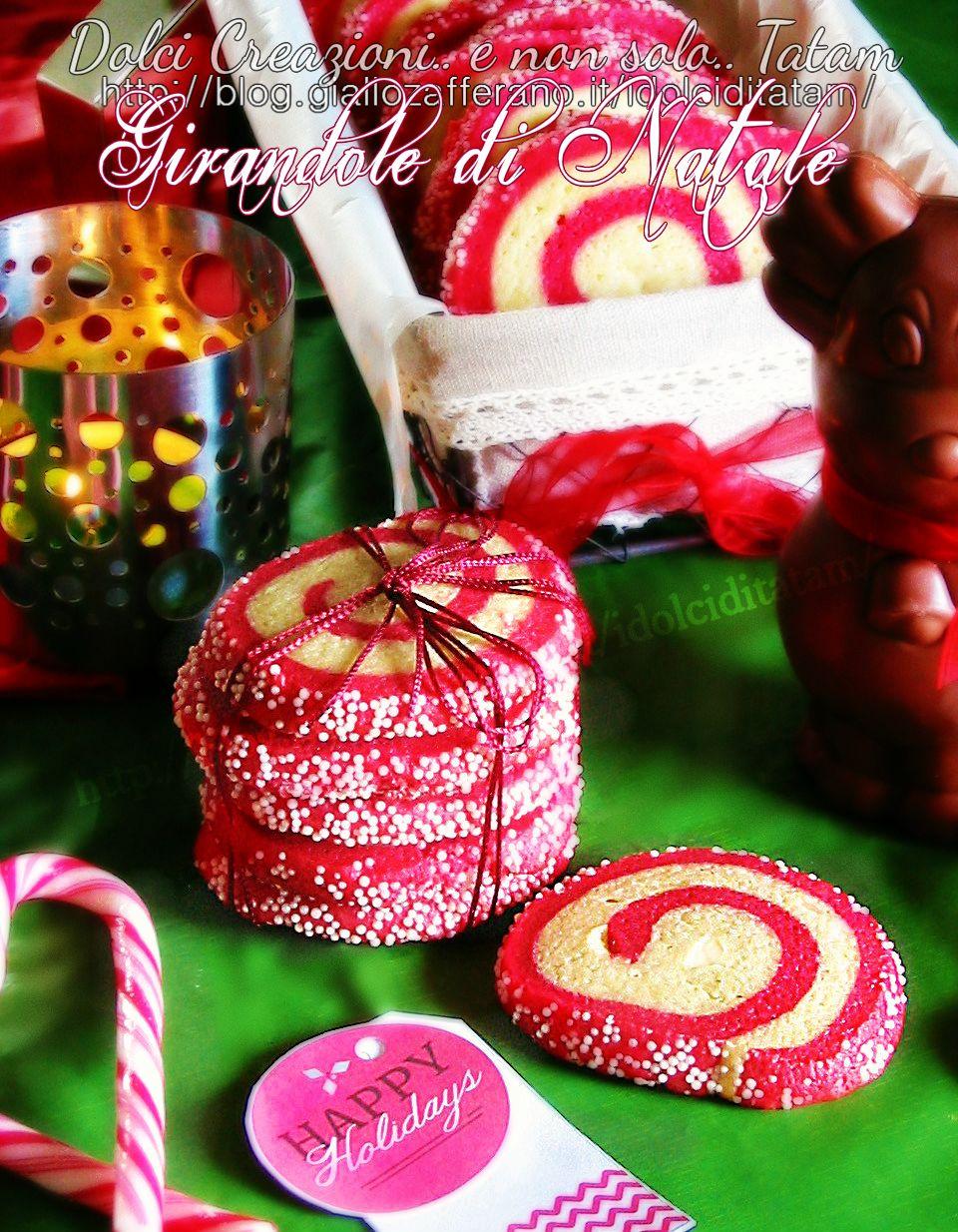 Idee Per Confezionare Biscotti Di Natale.Girandole Di Natale Ricetta Biscotti Da Regalare