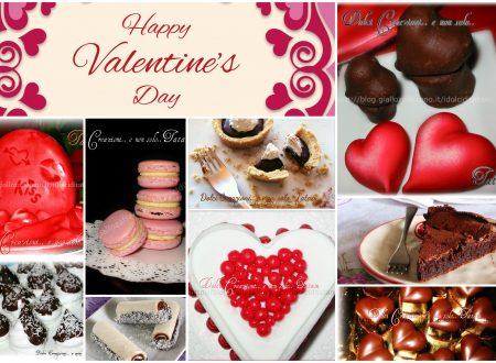 15 Dolci per San Valentino