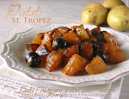 Patate Saint Tropez