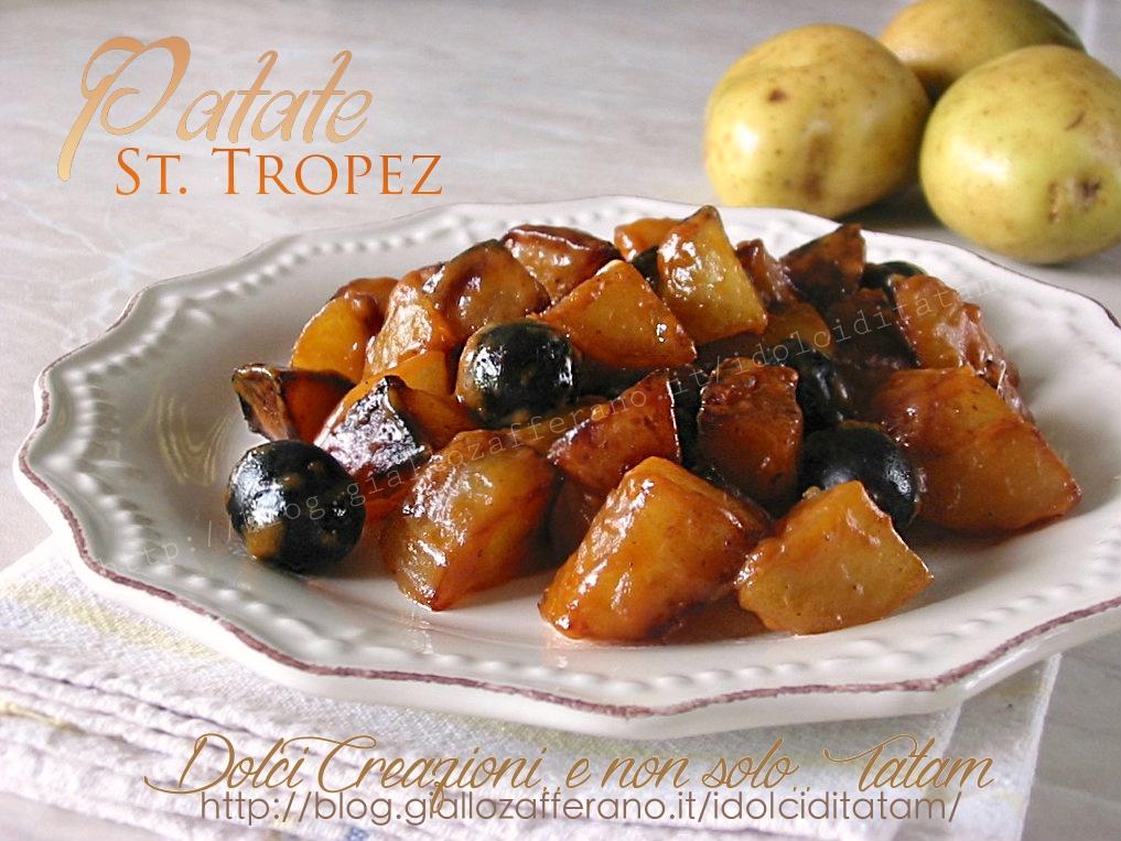 Patate Saint Tropez