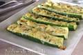 Zucchine alla mozzarella