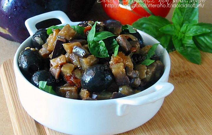 Melanzane alla provenzale, ricetta vegetariana