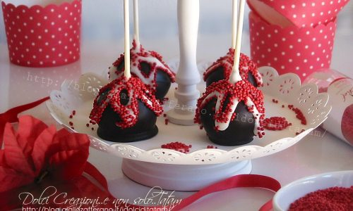 Cake pops alla nutella con video passo passo